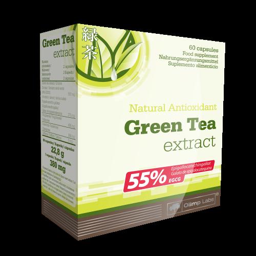 OLIMP Sport Nutrition GREEN TEA OLIMP043_60caps 60 kapszula