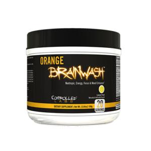 Orange BrainWash
