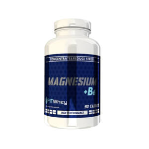 MAGNESIUM + B6