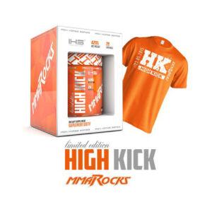 HIGH KICK MMA ROCKS LIMITED EDITION + T-SHIRT