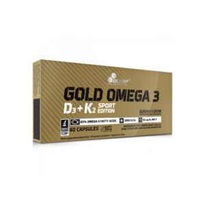 GOLD OMEGA 3 D3 + K2 SPORT EDITION