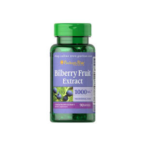 BILBERRY 4:1 EXTRACT 1000mg