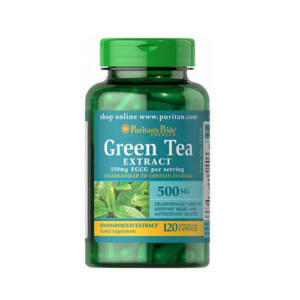 GREEN TEA STANDARDIZED EXTRACT 500mg