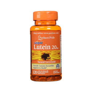 LUTEIN 20mg WITH ZEAXANTHIN