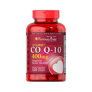 Q-SORB CO Q-10 400mg