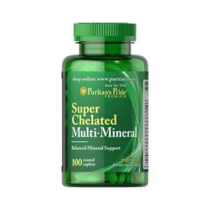 Super Chelated Multi Mineral