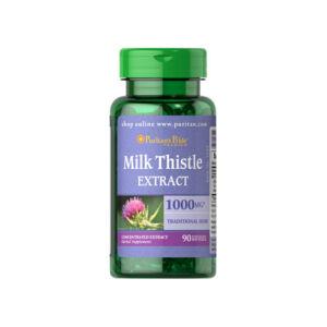 Milk Thistle 1000mg 4:1 Extract