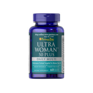 ULTRA WOMAN 50 PLUS MULTI-VITAMIN