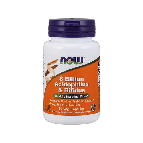 ACIDOPHILUS AND BIFIDUS 8 BILLION